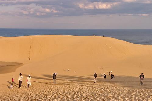 【写真】鳥取砂丘