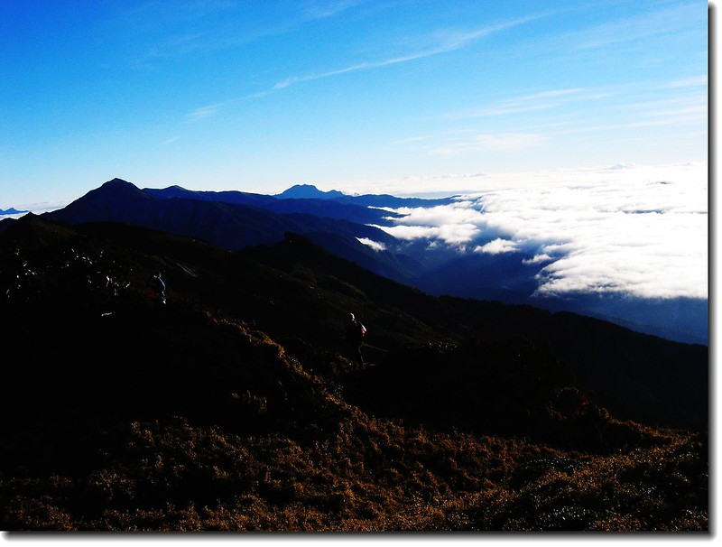 關山雲海 2