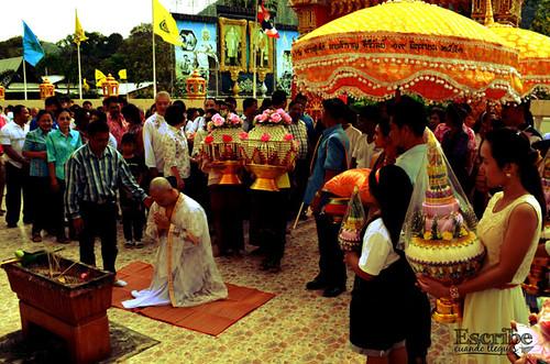 Ordenación monje budista14