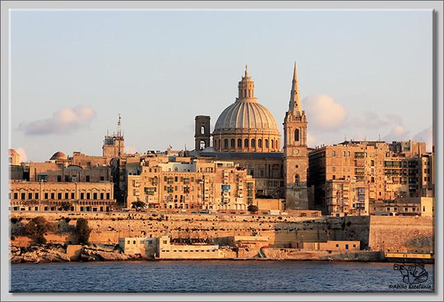 Saltando por Malta (1)