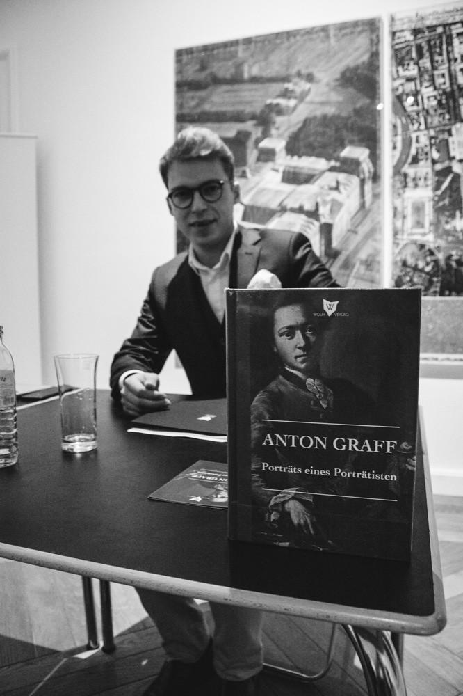 """Lesung """"Anton Graff"""""""