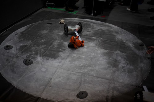 月面用二輪走行探査機
