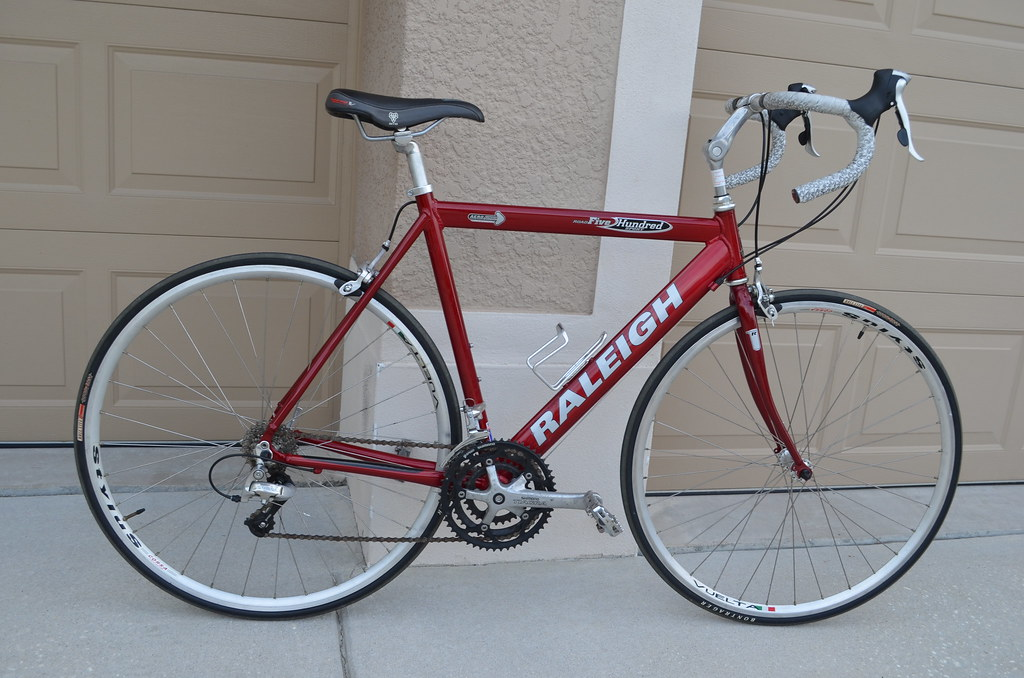 raleigh five hundred fivehundred 500 tampa bike trader