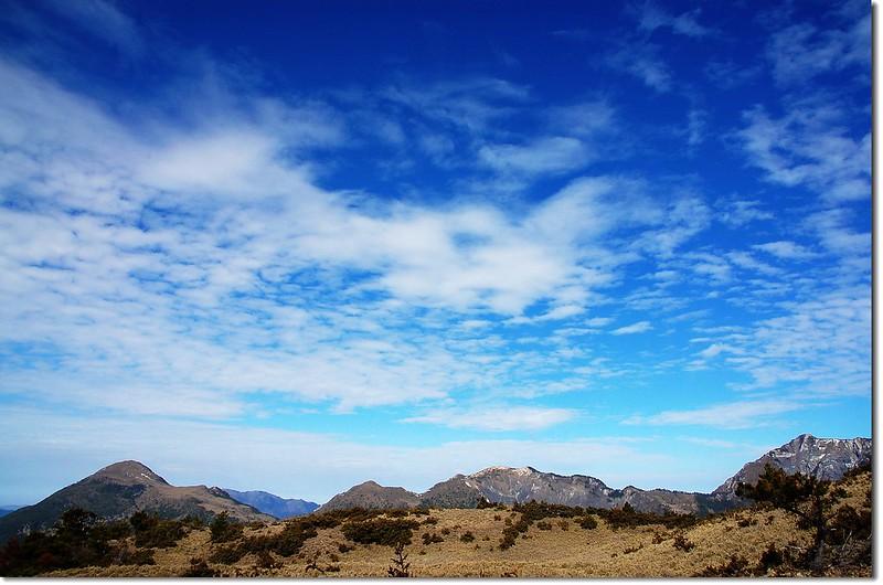 山與雲 2