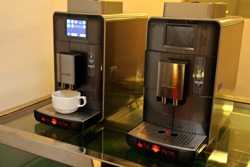 Panasonic-Espresso-Machine