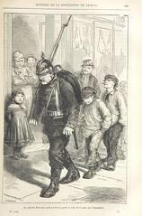 """British Library digitised image from page 579 of """"Histoire de la révolution de 1870-71 ... Illustrée, etc"""""""