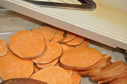 sweet potato gratin 1