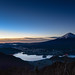 Fuji Daybreak by shinichiro*_busy