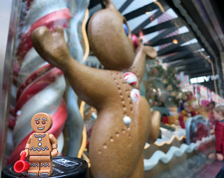 LEGO Collectible Minifigures Series 11 : Gingerbread Man
