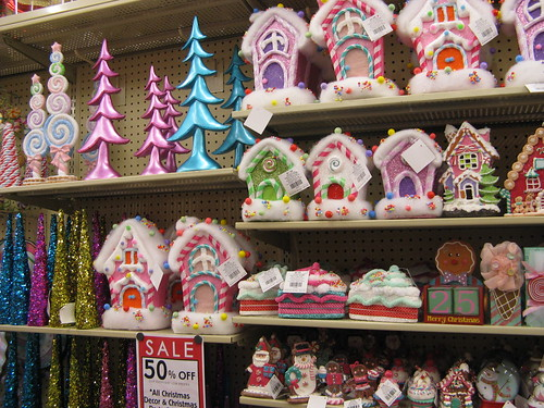 Candy Landy At the Hobby Lobby