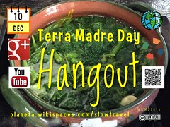Terra Madre Day Hangout on the Social Web #TMD2013