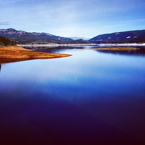 Indian Lake Reservoir Reservoir(s), Oregon, United States