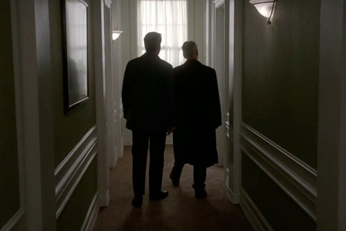 Gibbs and DiNozzo