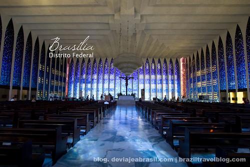 faltan 143 días para el mundial: Brasilia