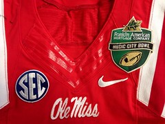 Ole Miss Patch