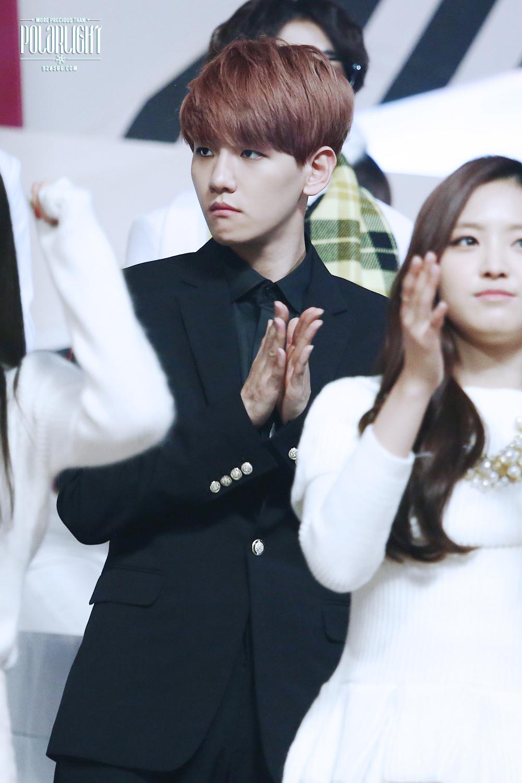 fy-exoEunji And Baekhyun
