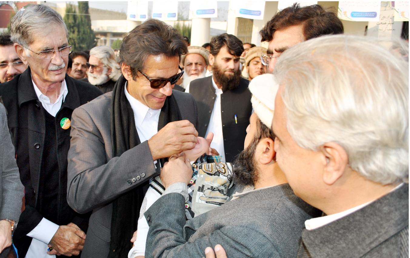 Pakistan's Polio Campaign Runs Into Taliban Wall | Inter