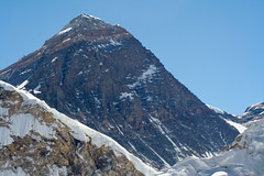 Everest 8848m z Kala Patthar 5650m