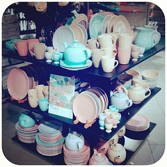 I need this for in my white kitchen in my house in the forest... One day. ♡*゜ฅˆ•ﻌ•ˆฅ♡*