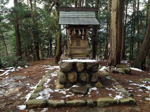 松尾山 山之神