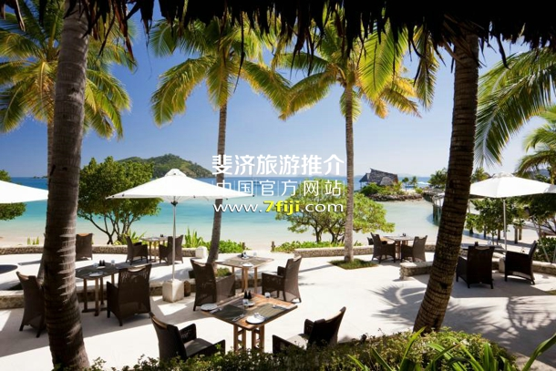 斐济利库利库泻湖度假酒店(Likuliku Lagoon Resort)餐厅