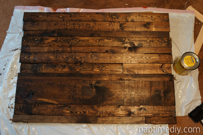 wood sign 4 - Pinterest) Challenge Accepted: Reclaimed Wood Sign » Naptime DIY