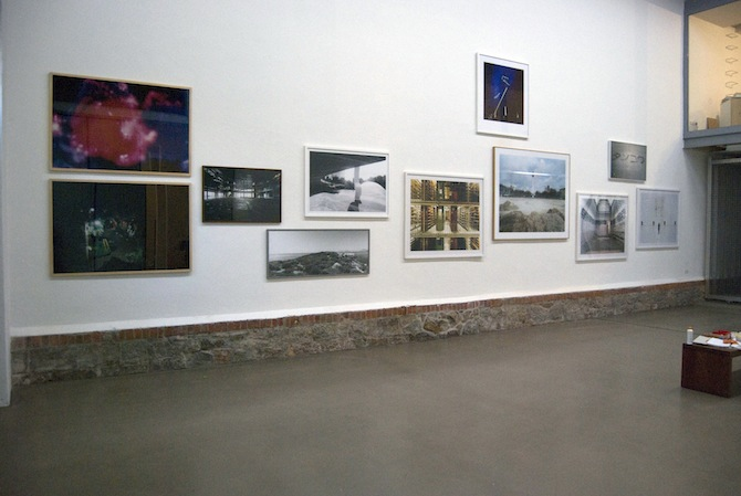 Photo Works, Exhibition View, Galerie Eigen+Art, Leipzig 2014, Copyright: fischer/el sani and VG Bildkunst