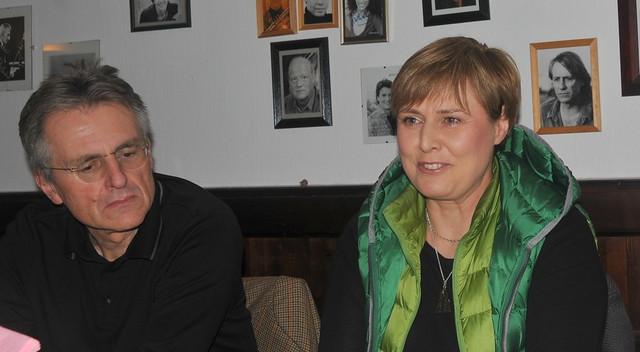 SPD Seefeld unterstützt die Bürgermeisterkandidatur von Evelyn Villing