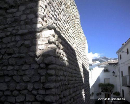 Jaén - Quesada - Muralla árabe - 37 50' 48 -3 4' 4