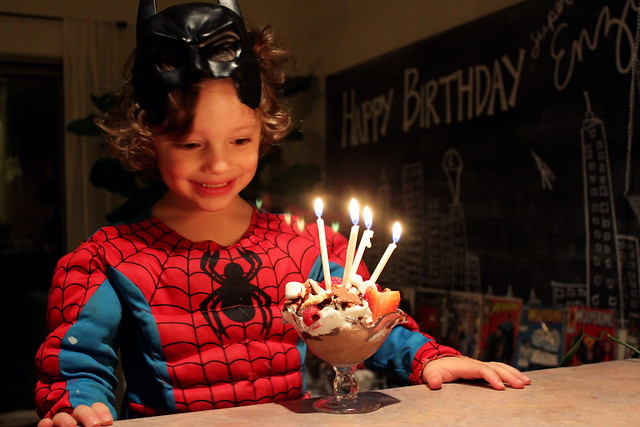 when super enzo turned four