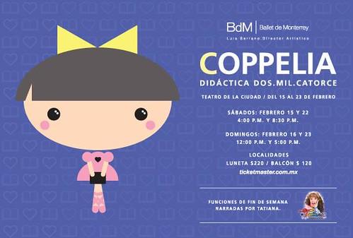 Funciones didácticas del Ballet de Monterrey
