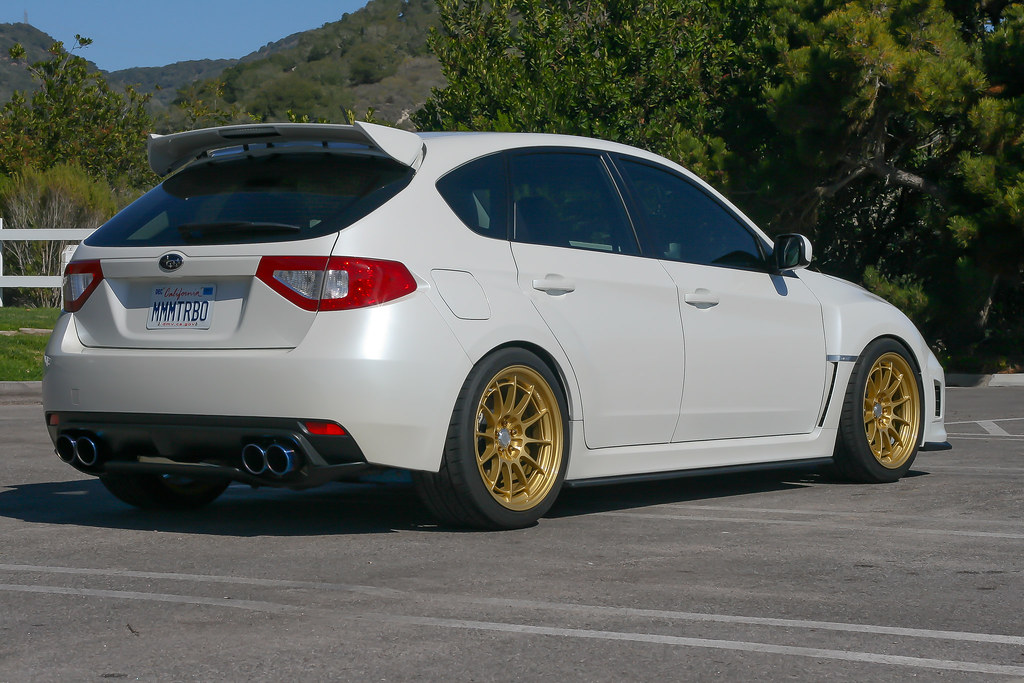 For Sale Ca Enkei Nt03 M 18x9 5 40 5x100 Gold