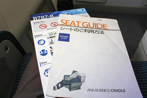 ANA BUSINESS CRADLE
