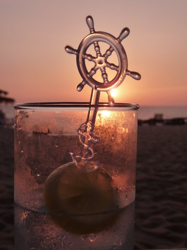 sundowner in Goa by Ginas Pics