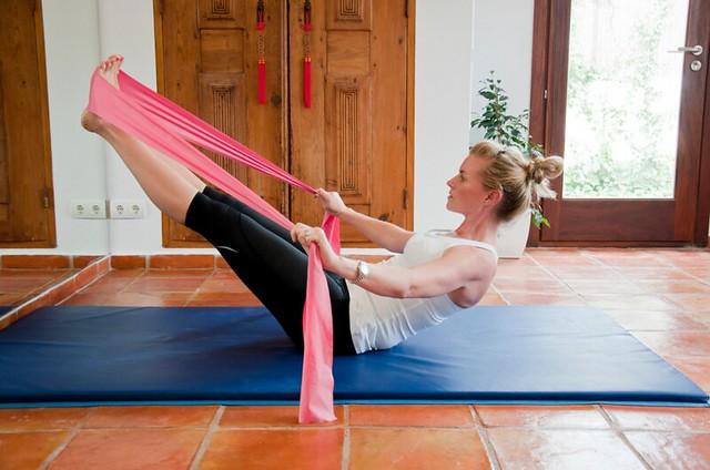 Ibiza Pilates UK, Jacky Croad