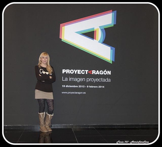 Vicky Calavia - directora ProyectAragón