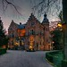 Crabbehof castle by holland fotograaf