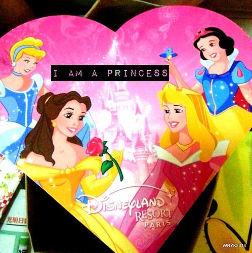 I am a Princess by williamnyk