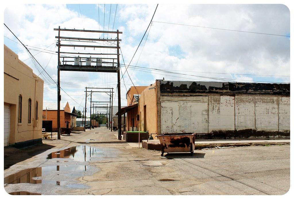 roswell new mexico rundown street
