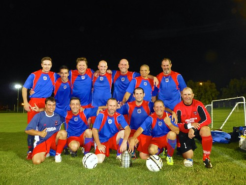 Panorama F.C. League Champions 2014