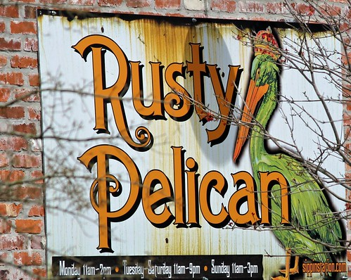 Rusty Pelican - March 30, 2013