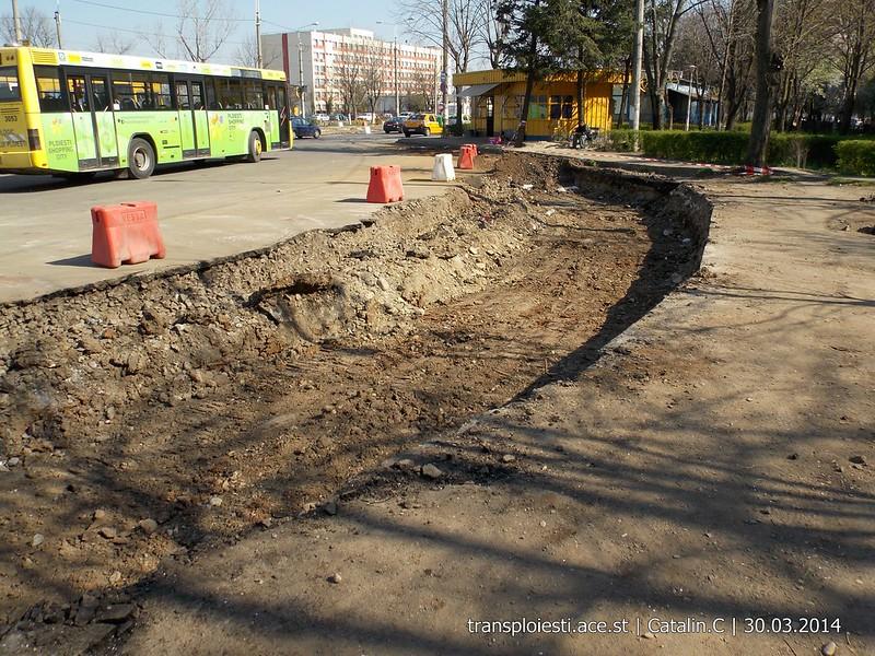 Traseul 102, etapa I: Bucla Nord ( Sp. Județean ) - Intersecție Republicii - Pagina 2 13605763444_5547f45f52_c