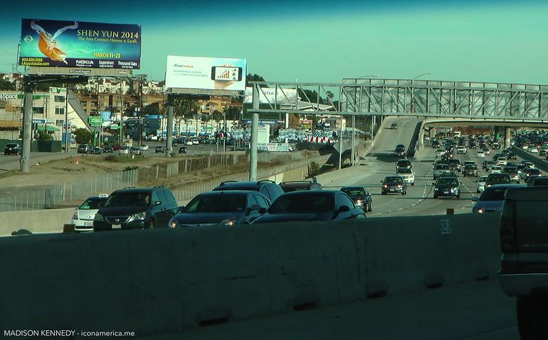 F'cking traffic