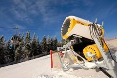 Česko: investice do zasněžování zmírnily dopady nepříznivé zimy