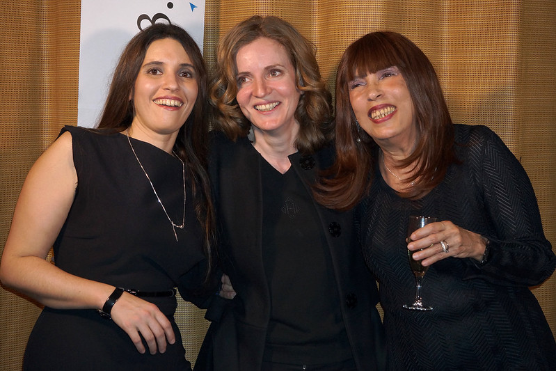 Natacha Quester-Séméon, Nathalie Kosciusko-Morizet et Tatiana F.-Salomon - GirlPower 3.0 + BoyPower 3.0 à l'Hôtel Lutetia, Paris