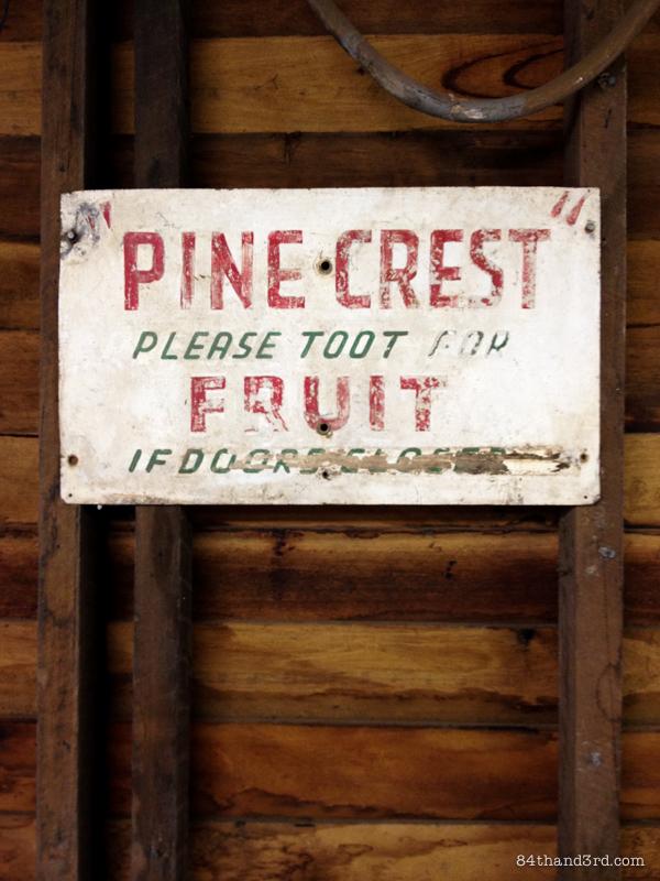 Pine Crest Orchard - Bilpin NSW