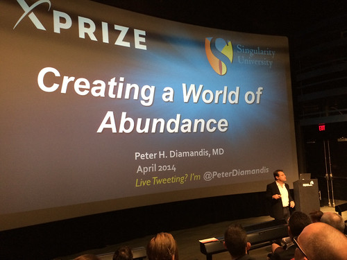 Peter Diamandis talk for EO Vancouver (April 14, 2014)