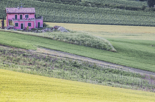 italy colors country rimini campagna per pinkhouse 2014 casettarosa