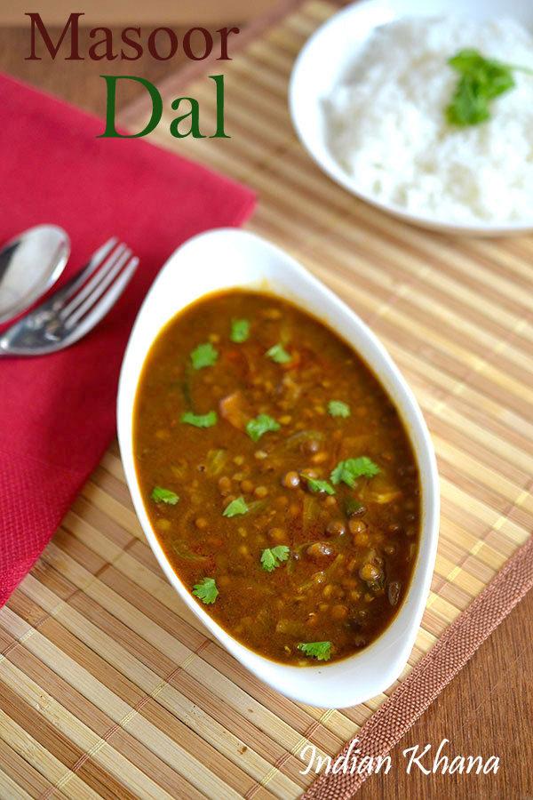 Masoor-Dal-Recipe