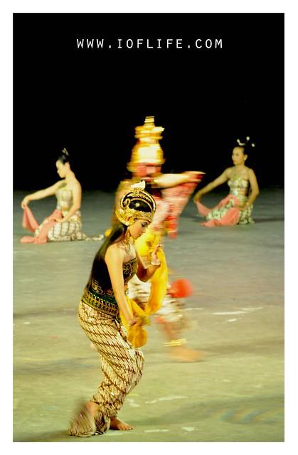 Ramayan ballet performance 4